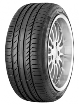 Летние шины Continental ContiSportContact 5 SUV SSR * 255/50 R19 107W