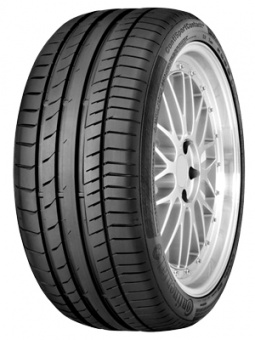 Летние шины Continental ContiPremiumContact 5 SUV XL 255/60 R18 112V